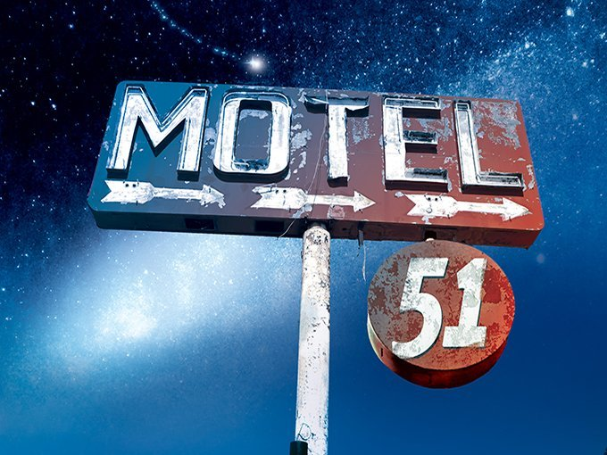 Motel 51 is being developed and Co-Produced by Peacock Alley and 9 Story