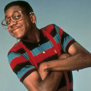 'Family Matters' star Jaleel White puts his mom to...