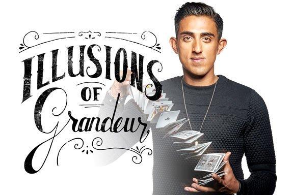 Illusions of Grandeur - PEACOCK ALLEY ENTERTAINMENT
