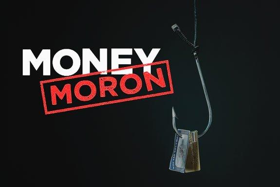 Money Moron - PEACOCK ALLEY ENTERTAINMENT